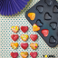Family craft: Recycled heart crayons