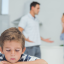 Fighting in front of the kids: how it affects them