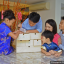 This family set up a bank to teach their kids about money