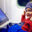 Flying with kids: 6 tips to keep your child happy on board