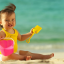 Baby has sunburn: what you must do now