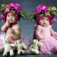 Beautiful Photos Of Babies With Down's Syndrome Captured For Charity Calendar