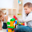 Will my child get sick from sharing toys?