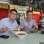 Jack Neo and Mark Lee: busy dads reunite for a meal