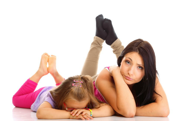 Tough love parenting young adults