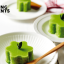 Recipe: Coconut Pandan Jelly