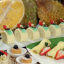 Marriott hotel buffet: durian high tea