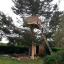Dad-Of-One 'Wins Against Council' To Not Destroy 10ft Wide Treehouse He Built For Son