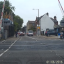 Shocking Moment Man Is Caught Running Across Level Crossing Pushing Baby In Buggy