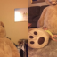 Baby Received An Enormous Teddy Bear From Her Grandpa And She's Completely In Love