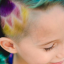 Mum Hits Back At Strangers Who Criticised Her Daughter's Unicorn Hair