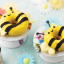 kid-friendly recipe: bumblebee doughnuts