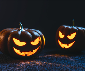 What to do when your child is afraid of Halloween