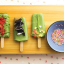 Kid-friendly recipe: Matcha popsicles