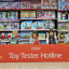 'Tesco Toy Tester Hotline' Sees Kids Manning Customer Service Phones To Advise Parents On Christmas Toys