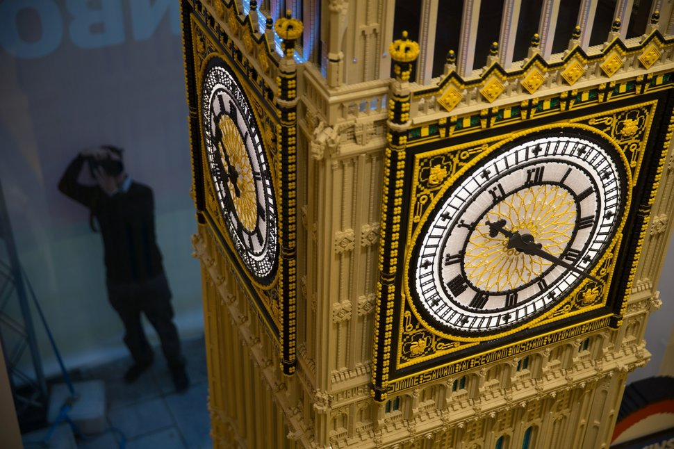 World's Largest LEGO Store Opens In London's Leicester Square – Baby ...