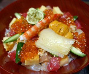 7 cheap and good chirashi places in Singapore