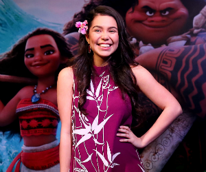 Disney Moana movie: Who is Auli'I Cravalho