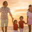 This Singapore family earned a round the world trip for free using credit card miles!