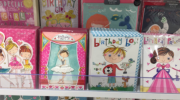 Man Calls Out Waitrose For Kids' Birthday Cards Selection That Portray Gender Stereotypes