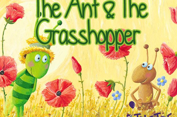 """WIN! Family Package to """"The Ant and The Grasshopper"""" worth $121.60"""