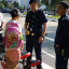 Police impound e-scooter after Singapore mum rides on road with kid