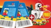 WIN! A Family Package to LEGOLAND® Malaysia Resort worth $330