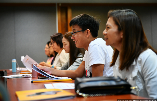 More Singapore parents attend tuition classes to teach their kids