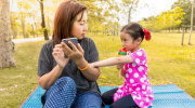The day my toddler asked me to put down my phone