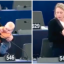 Swedish MEP Jytte Guteland Gives Passionate Speech While Baby Tries To Grab Microphone In Parliament