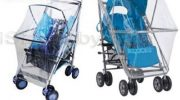 High Quality Framed Raincover Rain Cover for Pushchairs Buggy Strollers Prams