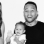 Chrissy Teigen And John Legend Celebrate Daughter Luna's First Birthday With Adorable Photoshoot