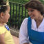Belle Makes Disabled Fan's Dreams Come True At Disneyland, Proving She's A Hero Not Just A Princess