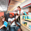 EasyJet Launches 'Flybraries' Book Club To Keep Kids Entertained On Flights And Encourage Reading