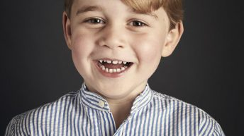 Prince George Birthday: Four-Year-Old Prince Looks Grown Up In Latest Official Portrait