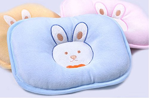 Domire Baby Pillow Velvet New Born Pillow Head Form