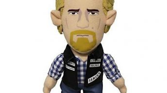 star images 8-Inch Sons of Anarchy Jax Teller Plush