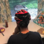 Four-Month-Old Baby Wears Head-Shaping Helmet, So Family Follow Suit And All Wear Helmets Too