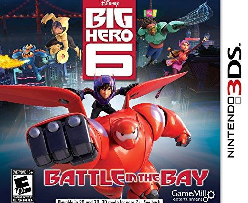 Big Hero 6 3DS – Nintendo 3DS by Game Mill