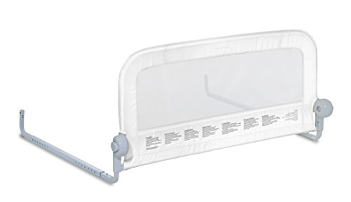 Summer Infant Grow with Me Single Bed Rail (White)