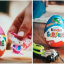 Kinder Surprise Slammed For 'Sexist' Pink And Blue Packaging And Toys