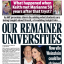 Daily Mail's Attack On 'Remainer Universities' And 'Anti-Brexit' Academics Sparks Backlash