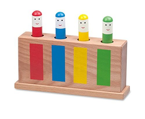 Galt Toys Classic Pop-Up Toy, Multi-Coloured