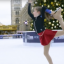 10-Year-Old Cancer Survivor's Sensational Skate Routine Shows How Far She Has Come