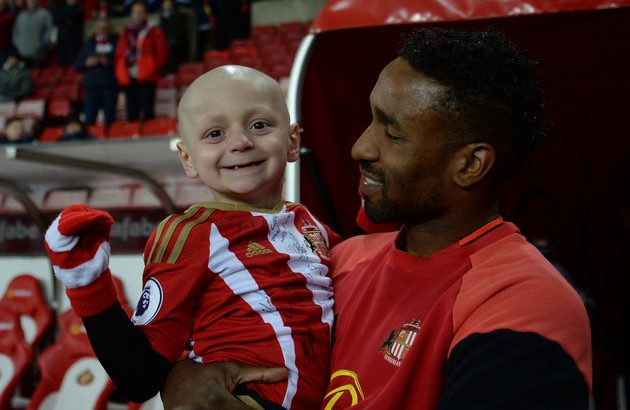 Bradley Lowery Honoured With Posthumous Award At Emotional BBC Sports Personality Of The Year