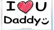 I Love You Daddy Fridge Magnet, Daddy Fridge Magnet, Dad Fridge Magnet, Par Fridge Magnet, Worlds Best Dad Magnet (29)