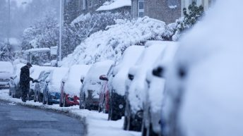 More UK Weather Warnings After Blizzards Bring Major Roads To Standstill