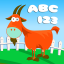 Farm Adventure for Kids Free – Play with animals, letters, numbers, fruits, vegetables, shapes and colours