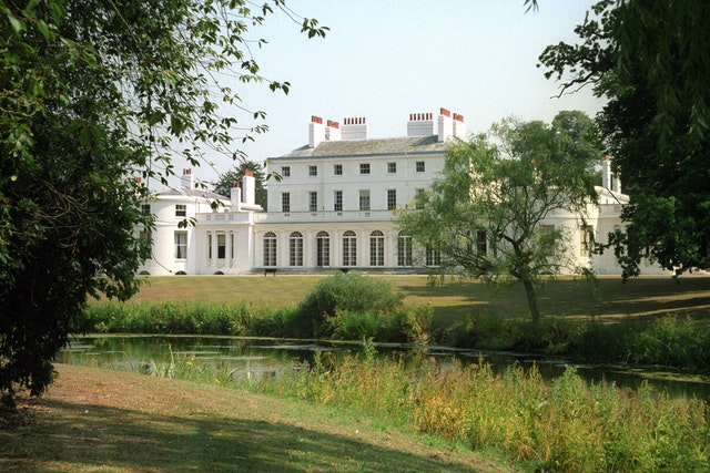 Frogmore House in Berkshire (PA)