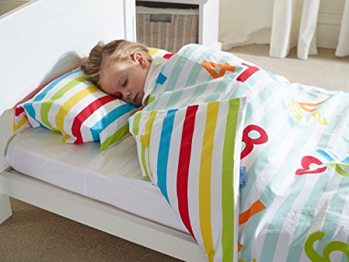 Grobag Gro To Bed Bedding Set Counting Sleep Cot Bed